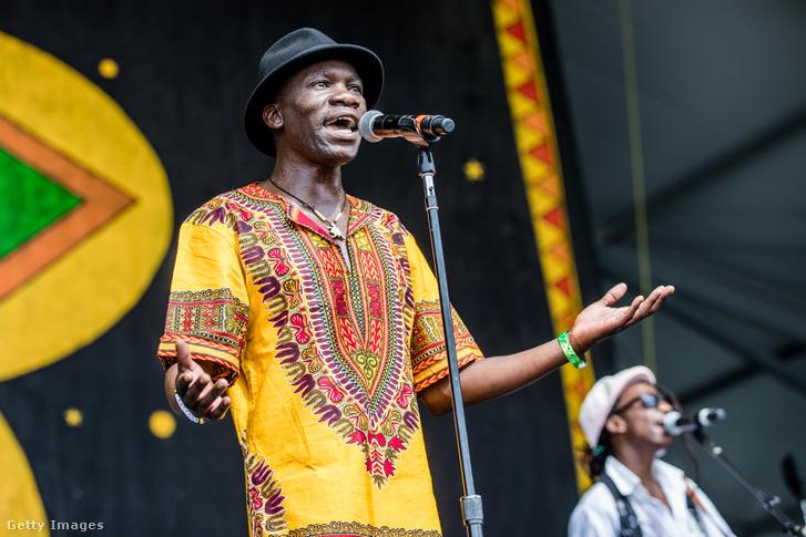 A Mokoomba a 2017-es New Orleans Jazz Heritage Festivalon