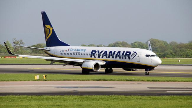 Ezeket a járatokat törli a Ryanair szerdáig