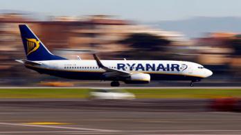 Háborognak a Ryanair utasai