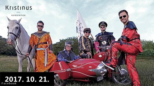 A Kerekes Band bevetésre készen