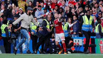 Abszolút lúzerség: kidobatni magad egy érvénytelen gól miatt