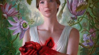 Jennifer Lawrence kocsmabunyóban sem nyomná le az emberevő bohócot