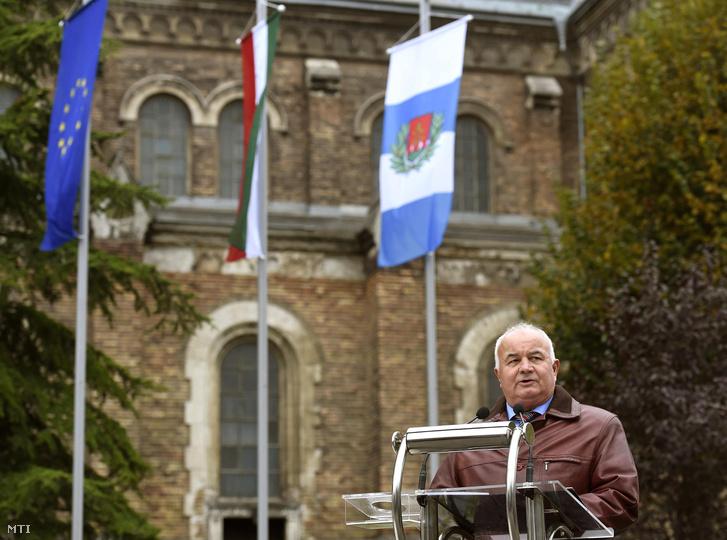 Hajdu László XV. kerületi polgármester