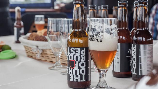 A magyar kézműves sör Budapest márkával eladhatóbb