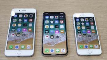 Drágul az iPhone kijelzőcseréje