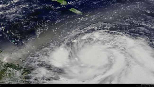 Újabb hurrikán, a Maria fenyegeti a karibi térséget