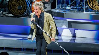Rod Stewart-koncert lesz Budapesten