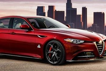 Éveket késik az Alfa Romeo nagykocsija?