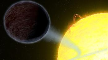Ez a bolygó pokol az űrben