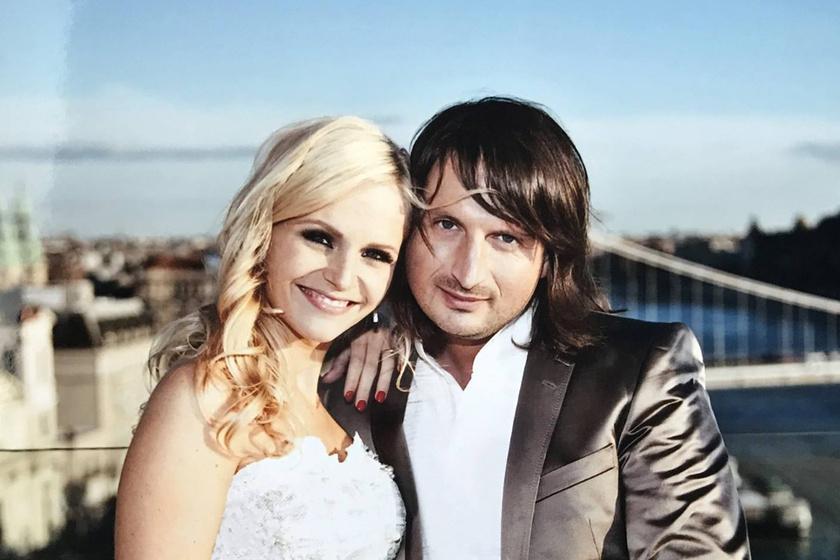 Gyönyörű menyasszony volt a TV2 műsorvezetőnője - Megmutatta esküvői fotóit