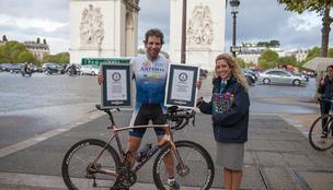 78 nap alatt biciklizte körbe a Földet