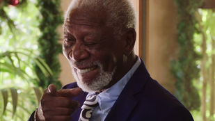 Emberére akadt Morgan Freeman