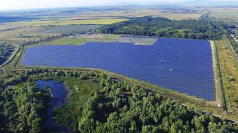 Ukrajnában a susnyásból is napelemfarmok nőnek