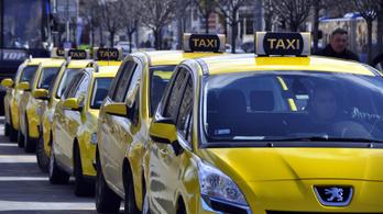 Le kell cserélni 2500 taxit