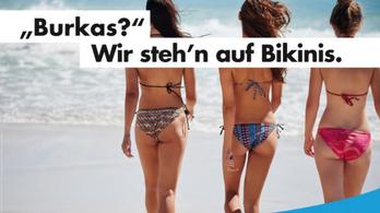 Burka? Mi a bikinire szavazunk