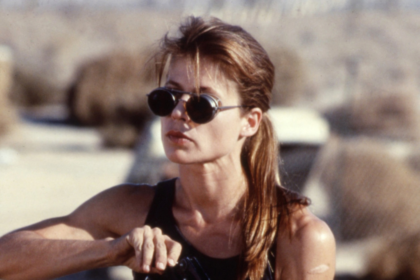 Már 60 éves a Terminátor bombázója - Te felismernéd még Linda Hamiltont?