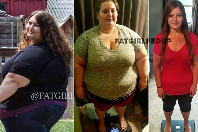 226 kiló volt, amikor besokallt: egy egyszerű módszerrel másfél év alatt 130 kilót dobott le