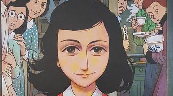 Képregénnyé rajzolták Anne Frank naplóját
