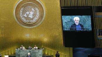 Irán visszaszólt Trumpnak: Hatástalan a fenyegetés