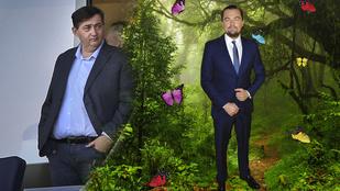 DiCaprio Mészáros Lőrinc vagyonának egyhatodát költötte arra, hogy a Föld jobb hely legyen