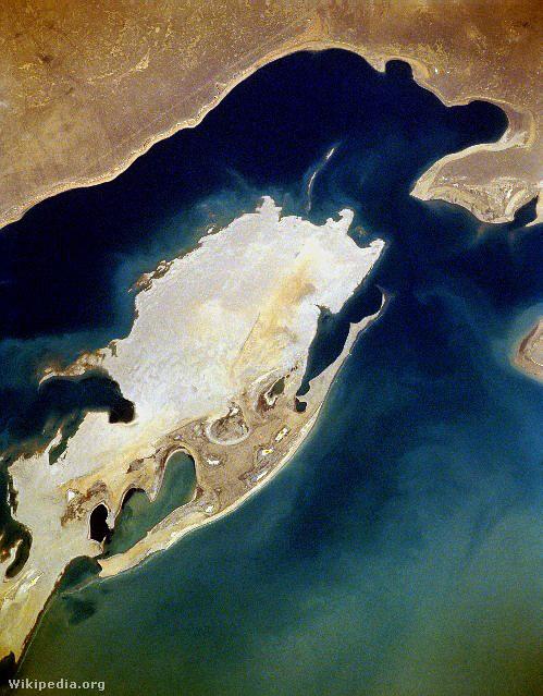 Vozrozhdeniya Island