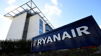 12 000 eurós bónuszt kapnak a Ryanair pilótái, ha nem mennek szabira
