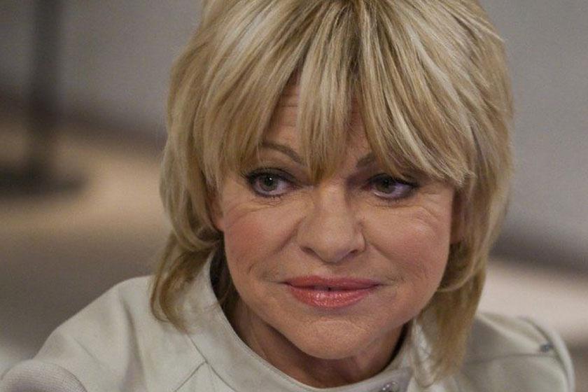 A magyar színésznő 70 évesen állt oltár elé a hétvégén
