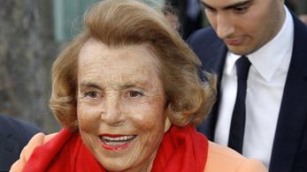 Meghalt a világ leggazdagabb asszonya
