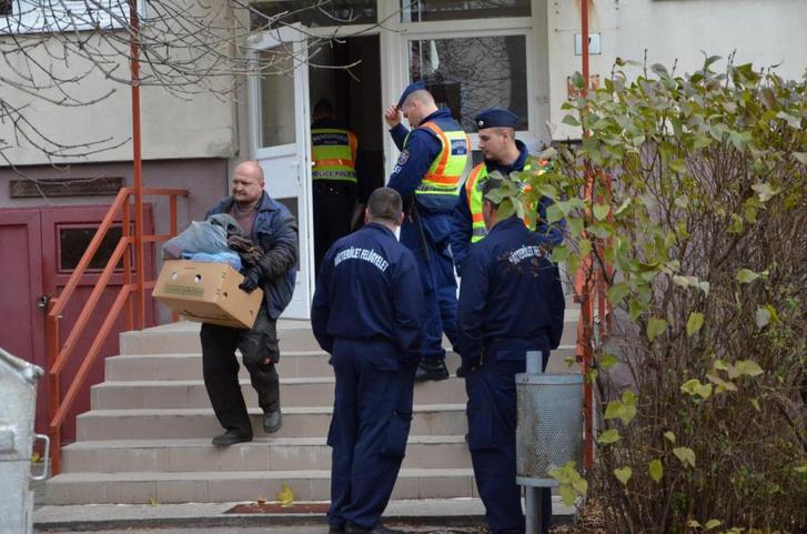 Széchényi-lakótelepi önkormányzati lakást 2016 novemberében lakoltatták ki