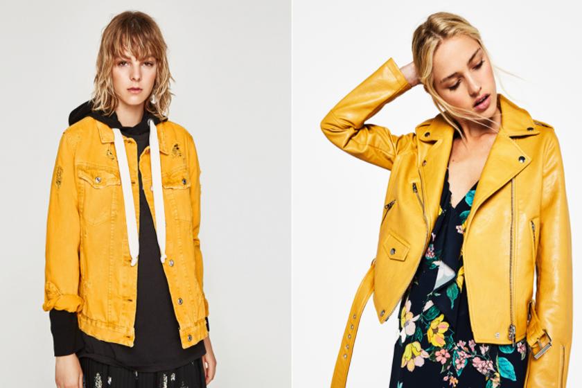 16 trendi darab a boltokból, aminek láttán te is sárgát akarsz viselni ősszel