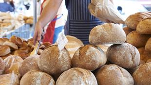 Így tárold a kenyeredet, ha jót akarsz