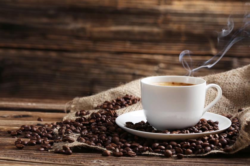 Mennyi kávé tud megölni? Létezik belőle maximális mennyiség
