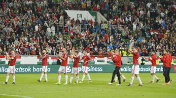 Luxemburg és Costa Rica ellen a magyar futballválogatott