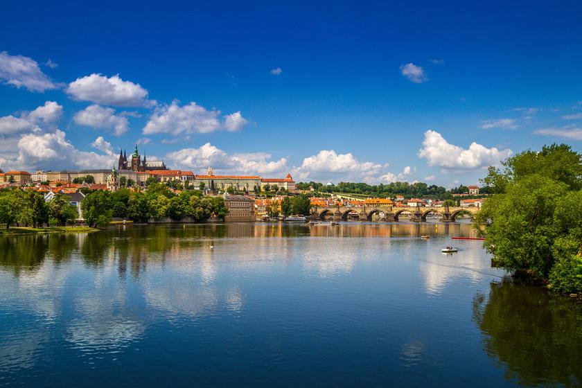 Ha Prágában jársz, ezt se hagyd ki: térképen és fotókon a legjobb látnivalók - Nem mind ismert