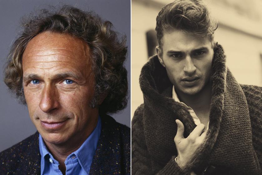 Észvesztően sármos Pierre Richard unokája - Arthur híres modell lett