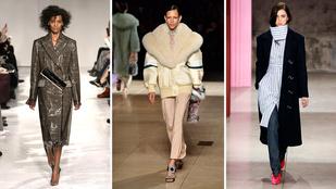 A Vogue megmondta, mi lesz az idei kabátdivat