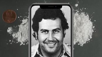 Hát ennél Pablo Escobar is nagyobb önmérséklettel árazta a kokaint a maga idején