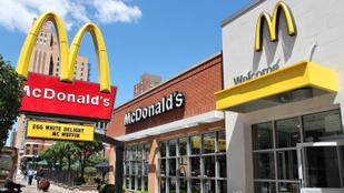 9 tétel a McDonald's eredeti menüjéről, ami máig szerepel az étlapon