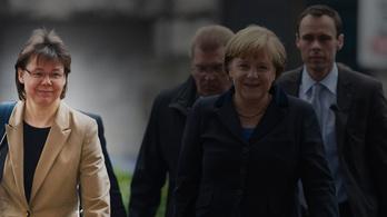 A titokzatos nő, aki megalkotta Angela Merkelt