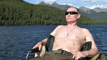 Putyinéknak pénzt? Persze, adjatok bátran