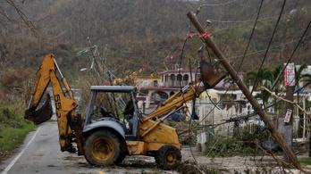 Válsághelyzet Puerto Ricóban, tízezrek életveszélyben