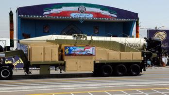 Irán még egyet lépett előre a Kim Dzsongun sugárúton