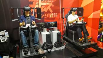 VR-t minden vidámparkba!