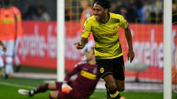A Dortmund bepörgött, három fölött a gólátlaga
