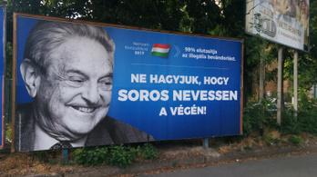Miért Soros nevet a végén?