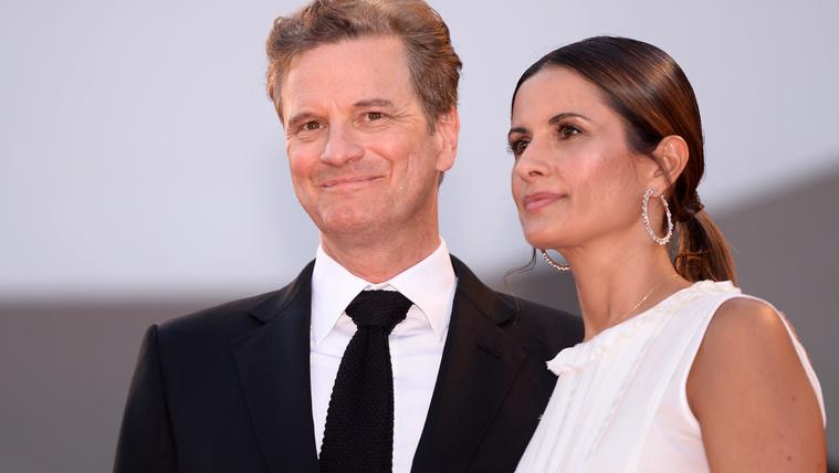Olasz lett a legbritebb brit színész, Colin Firth