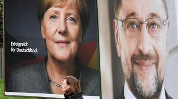 61 millióan szavazhatnak ma Merkelről