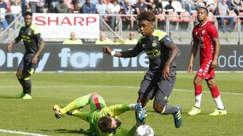 Legutóbb Romario vagy Ronaldo alázott így a PSV mezében