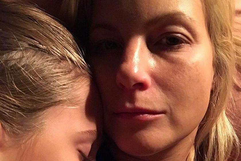 Íme, Várkonyi Andrea valódi arca - Így néz ki több réteg smink nélkül