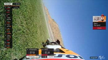 22-szer esett idén a MotoGP szupermenje